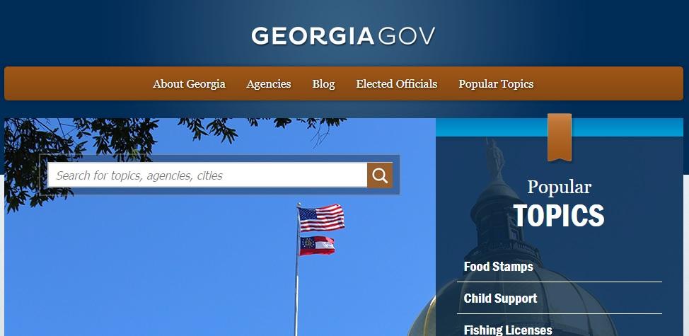 Thiết kế web site nhà nước